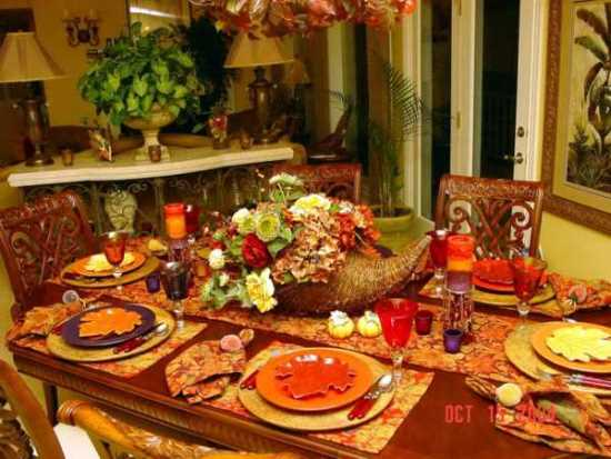 23 Stunning Thanksgiving Table Decor Ideas 187 Ecstasycoffee
