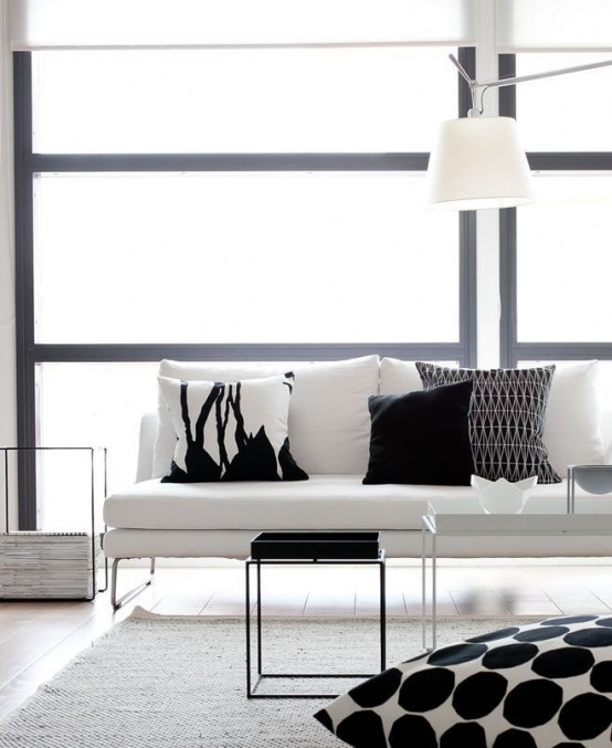 Apartment Living For The Modern Minimalist: 65+ Modern Minimalist Living Room Ideas » EcstasyCoffee
