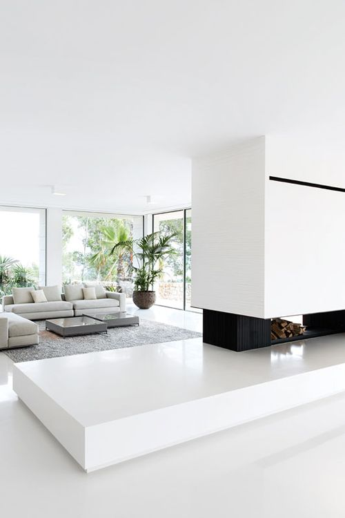 65+ Modern Minimalist Living Room Ideas » EcstasyCoffee