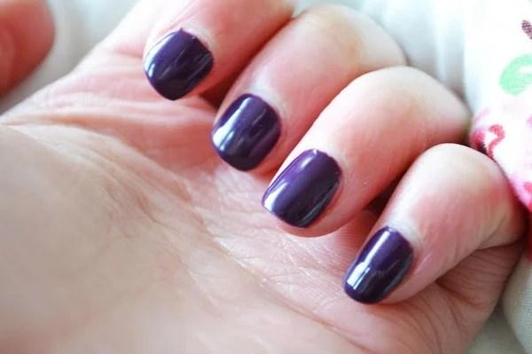 nail design idea shellac - Shellac Nail Design Ideas