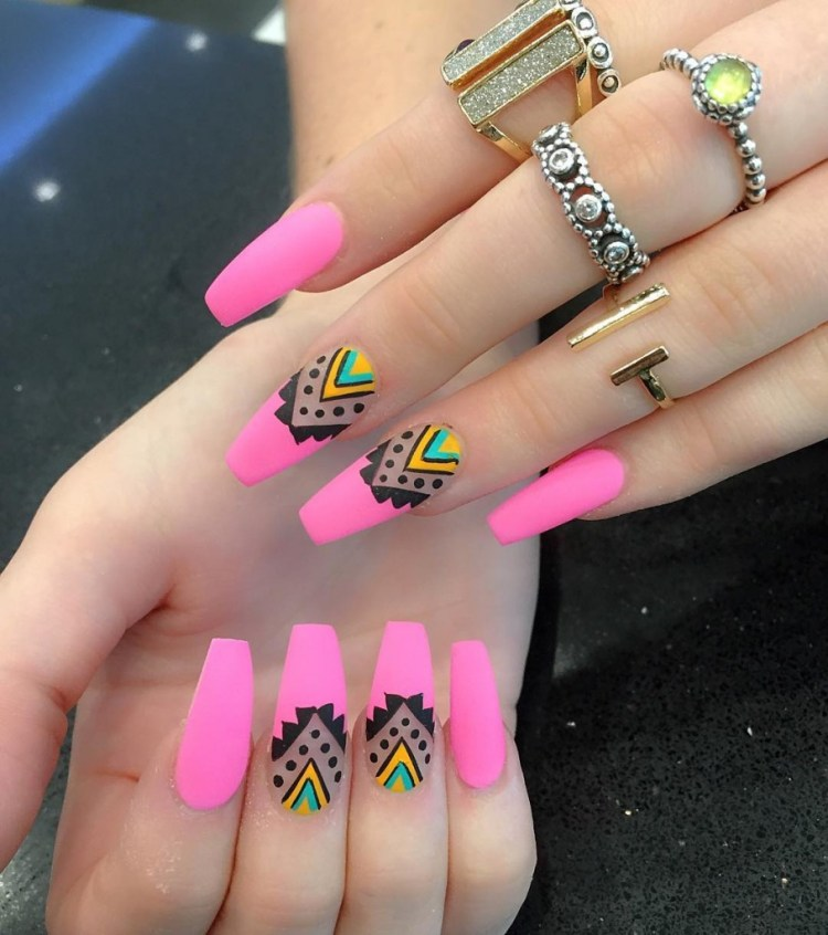 30 Awesome Nail Extensions Design You May Like Ecstasycoffee