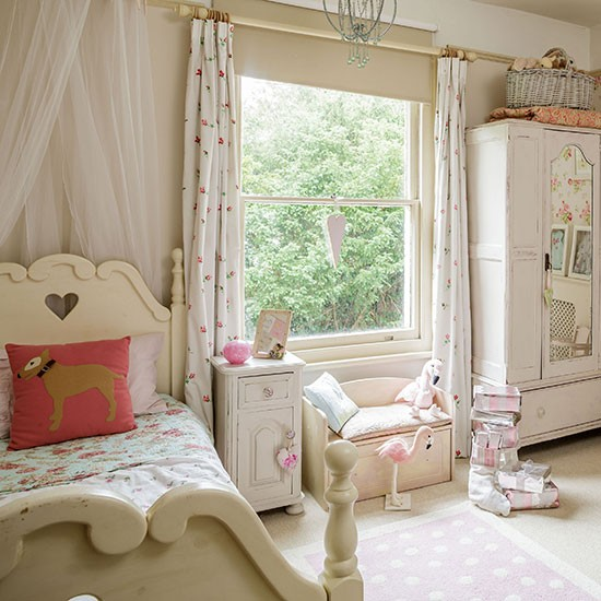 Shabby Chic Bedrooms: 40 Gorgeous Shabby Chic Decorating Ideas » EcstasyCoffee