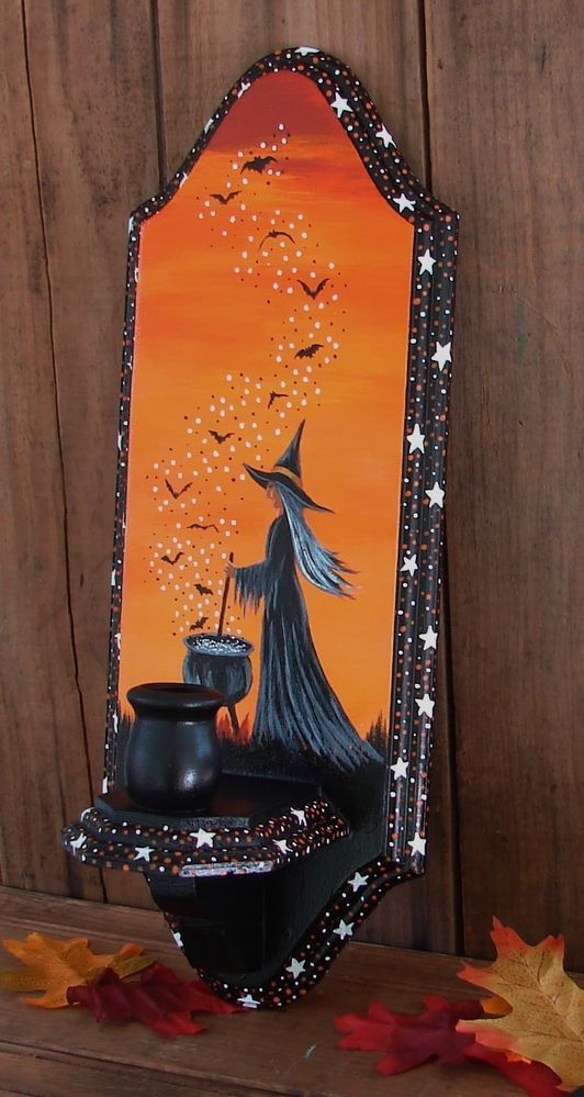 30 Amazing Candle Holder Ideas For A Scary Halloween 187 Ecstasycoffee