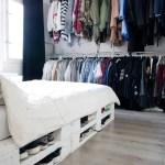 40 Creative Wood Pallet Bed Design Ideas