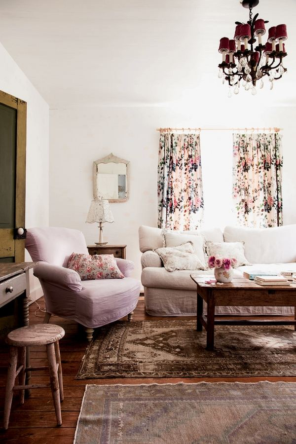 50 Cool Shabby Chic Living Room Decor Ideas 187 Ecstasycoffee