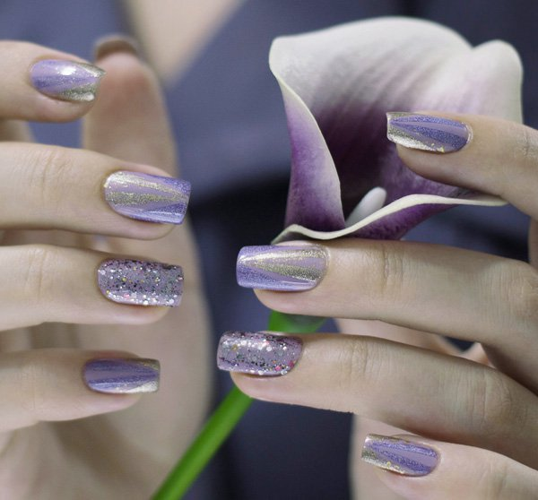 40 Best FallWinter Nail Art Designs To Try This Year
