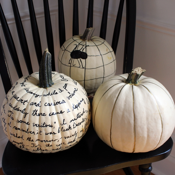 sharpie-pumpkins