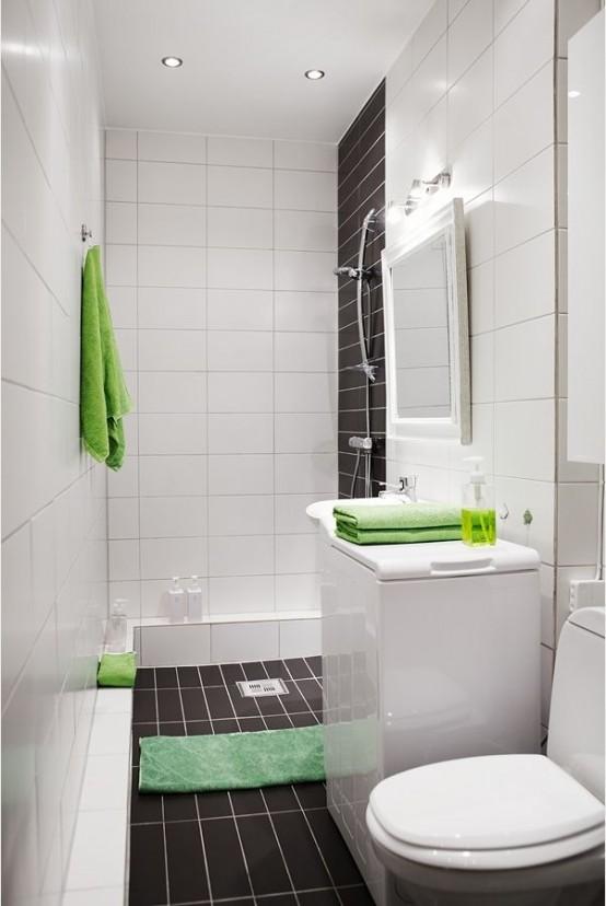 35 Modern Luxury Small Bathroom Designs Ideas » EcstasyCoffee on Small Space Small Bathroom Ideas Small Space Toilet Design id=45149
