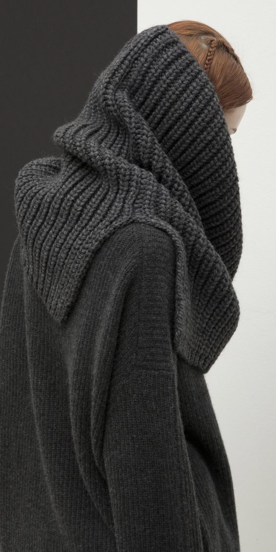17 Easy Ways To Wear Snood This Fall Winter EcstasyCoffee