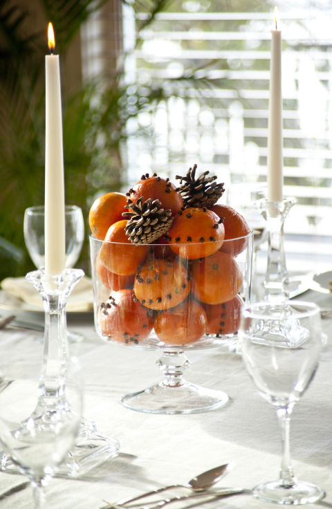 50 cool and inexpensive diy thanksgiving decorations ideas - Inexpensive thanksgiving centerpieces ...