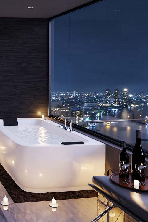 40 gorgeous romantic bathroom designs ideas » ecstasycoffee
