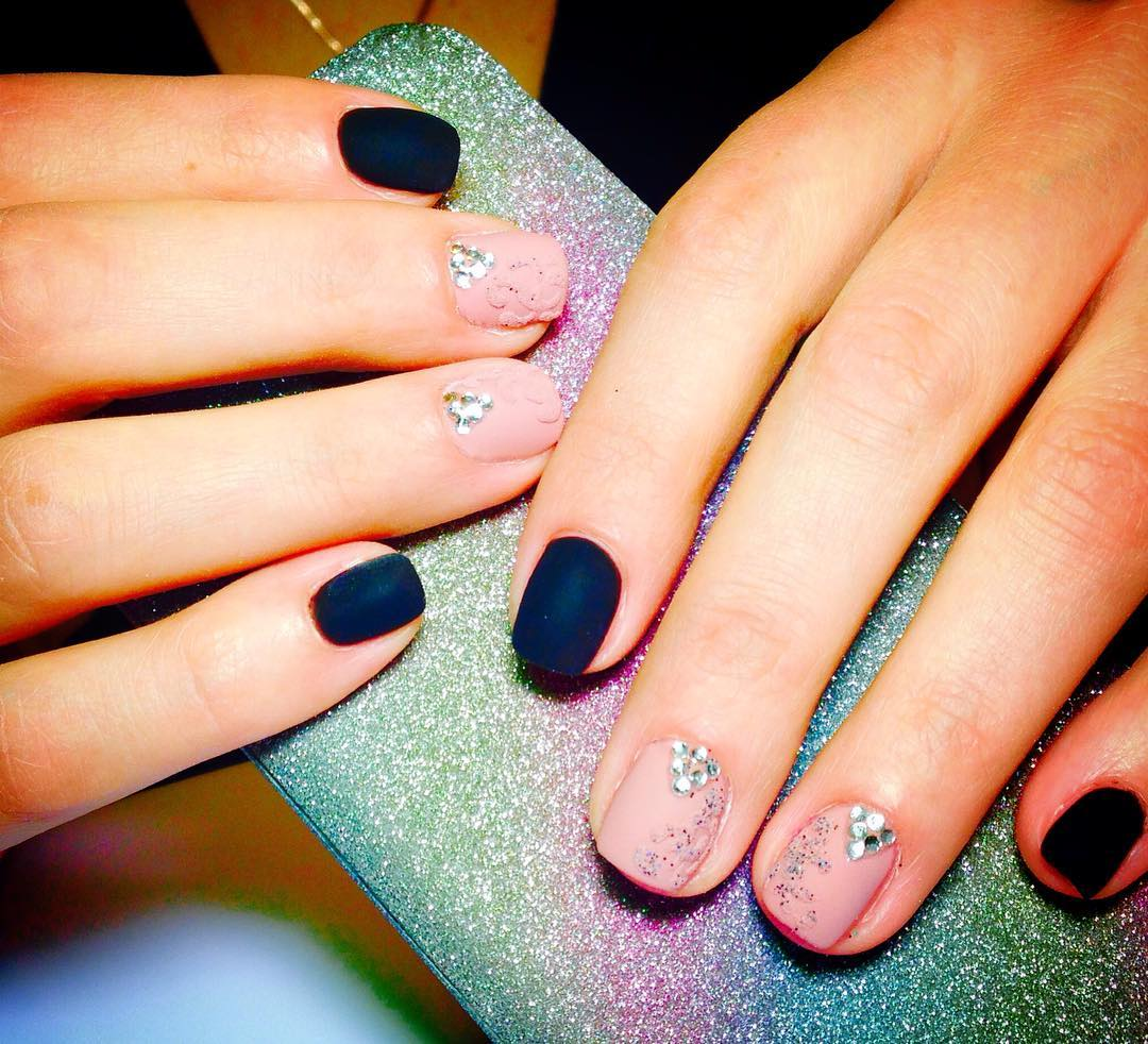 shellac nail art design photos collected via