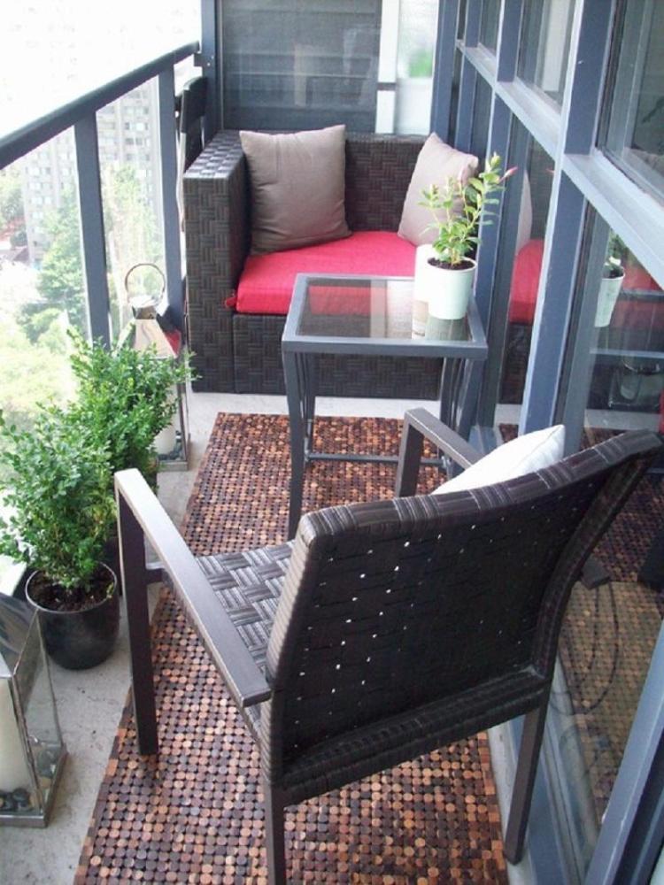 Diy Patio Furniture Apartment