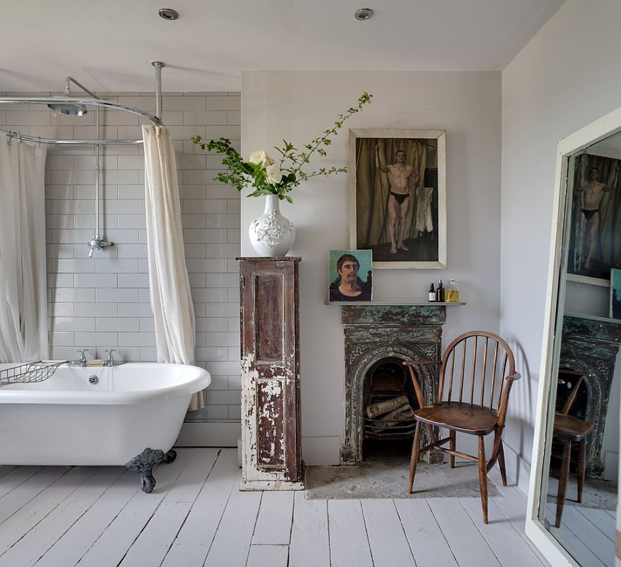 Shabby Chic Bathrooms: 44 Lovely Shabby Chic Bathrooms Decorating Ideas