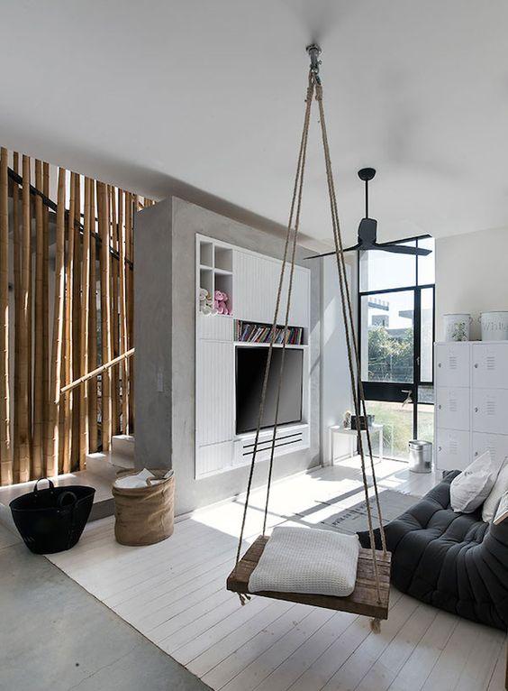 A Huge Loft Designed ...
