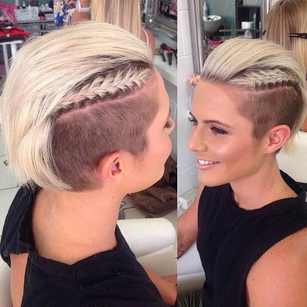 braided-blonde-mohawk