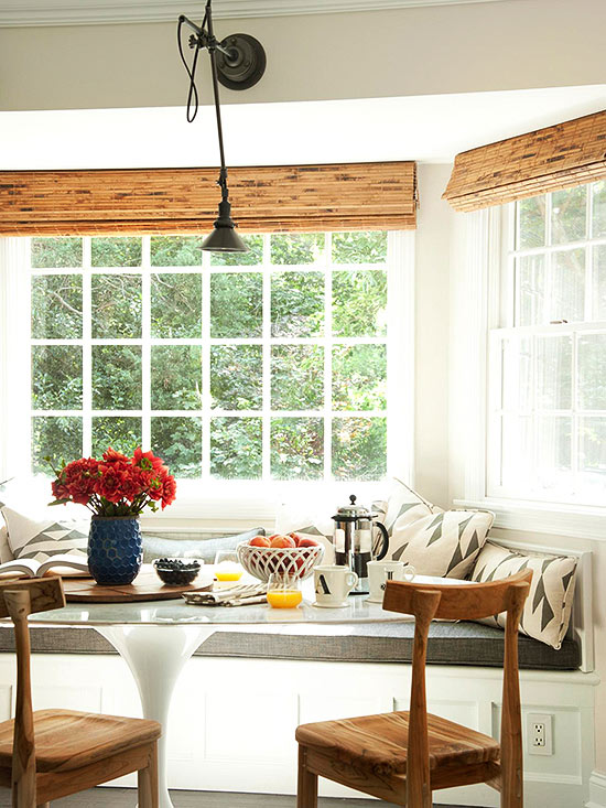 30 Incredibly Breakfast Nook Design Ideas You Must See ... on Nook's Cranny Design Ideas  id=69878