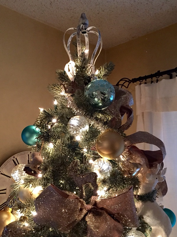 Tree Topper Ideas Part - 24: Christmas Tree Topper Photos Collected Via Pinterest.com