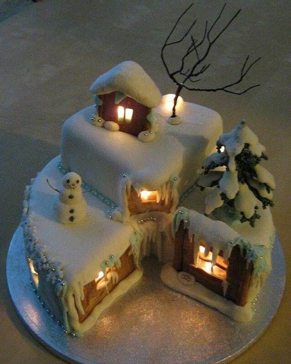 ... Christmas Cake Decorating Ideas2 ...