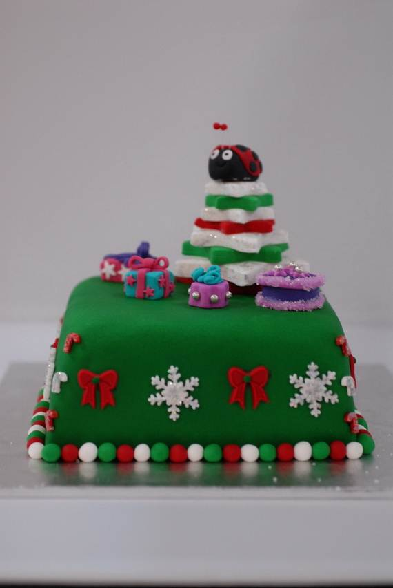 Easy Cake Decorating Designs