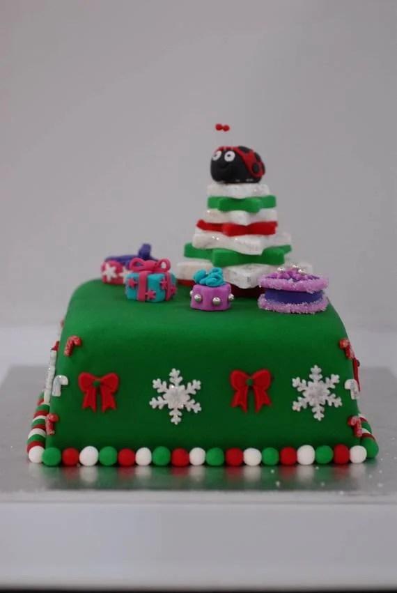 Novelty Christmas Cakes Decorating Ideas Part - 38: ... Christmas-cake-decorating-ideas9 ...