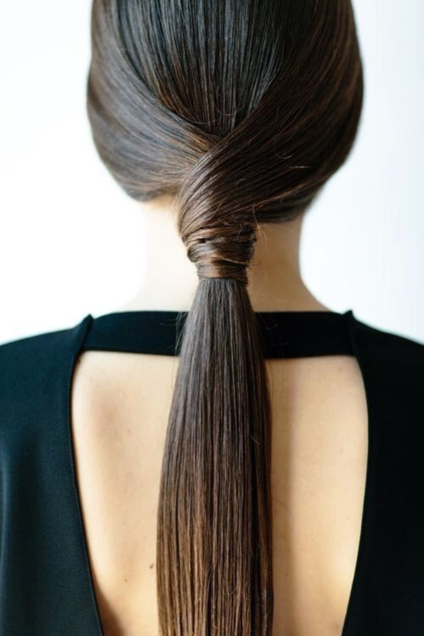 Incredibly 50 Easy Ponytail Hairstyles For Long Hair You Should Try Now » EcstasyCoffee