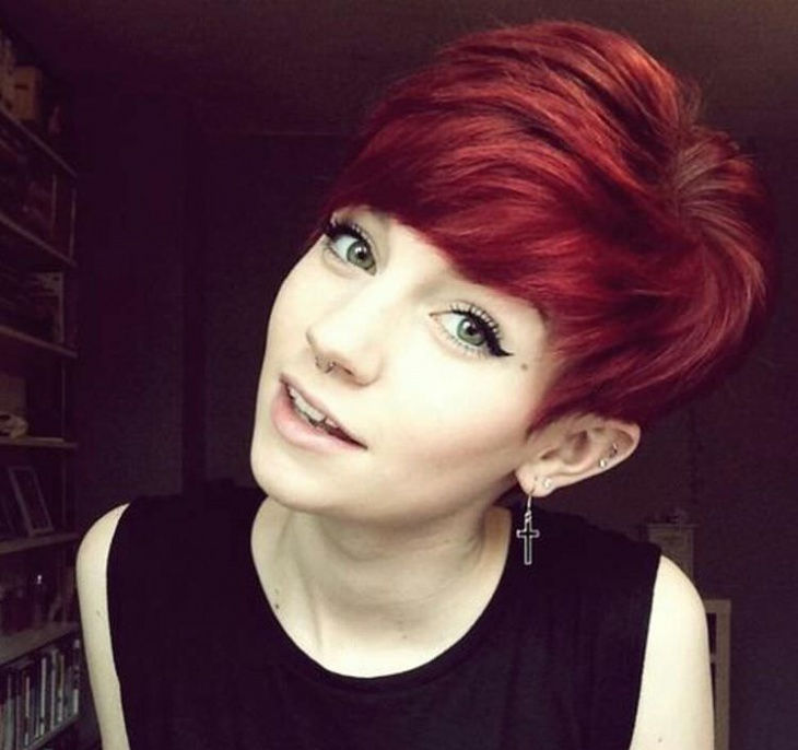40 Latest Styles Short And Long Pixie Haircuts Ideas
