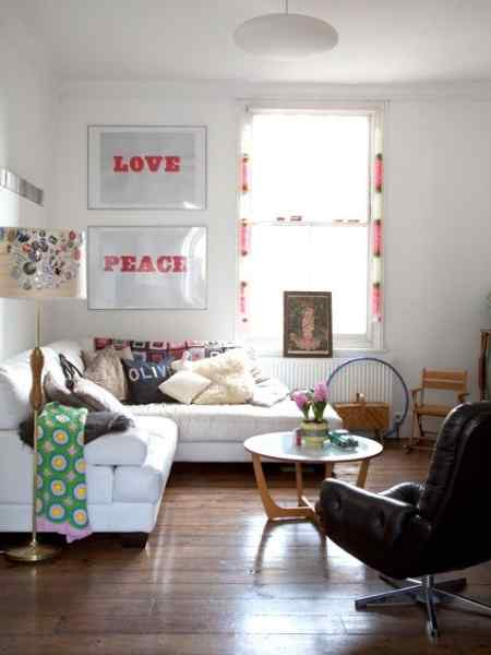 35 inspiring living room decorating ideas for new year - Apartment living room decorating ideas ...