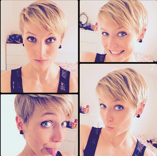 lovely-short-layered-hairstyle