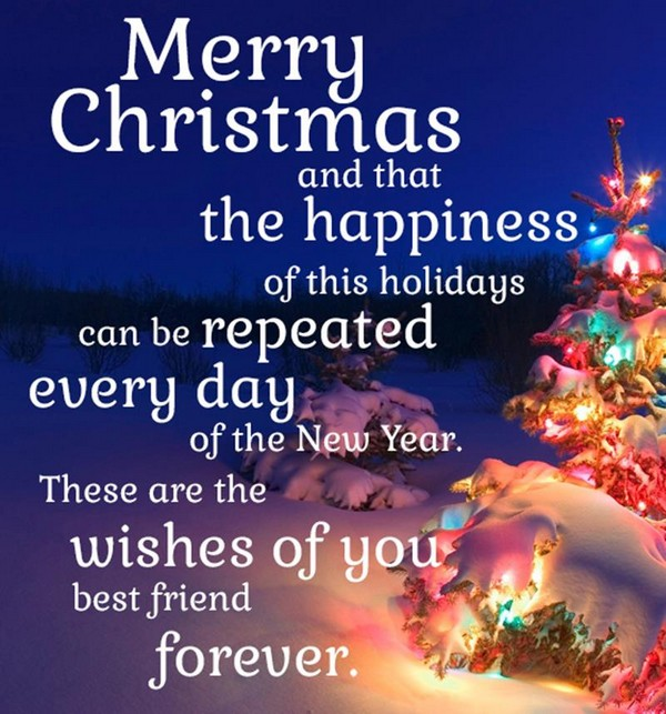 merry christmas greetings3 - Best Wishes For Christmas