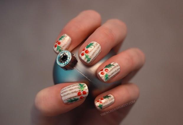 45 Gorgeous Nail Art Design For New Year S Eve 187 Ecstasycoffee