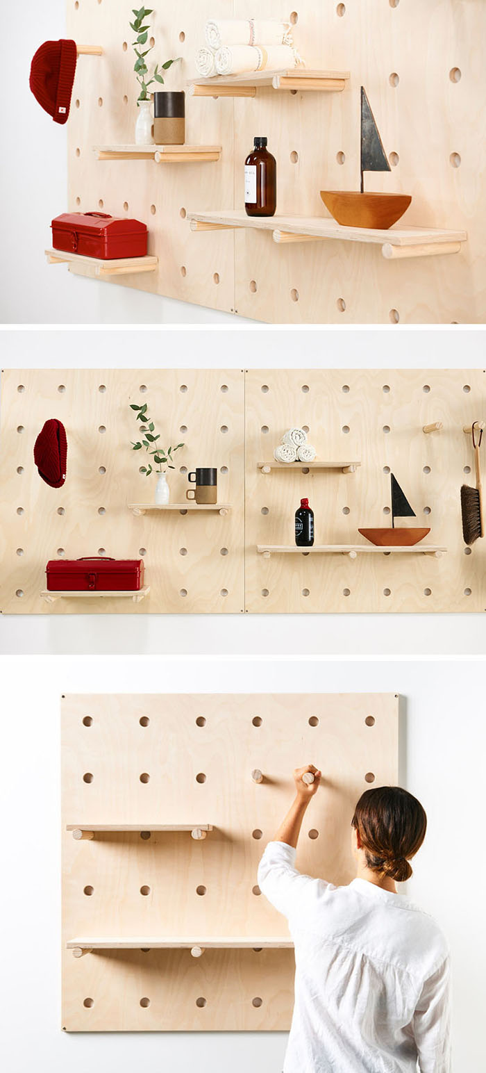 25 beautiful perforated panels ideas used in the interior