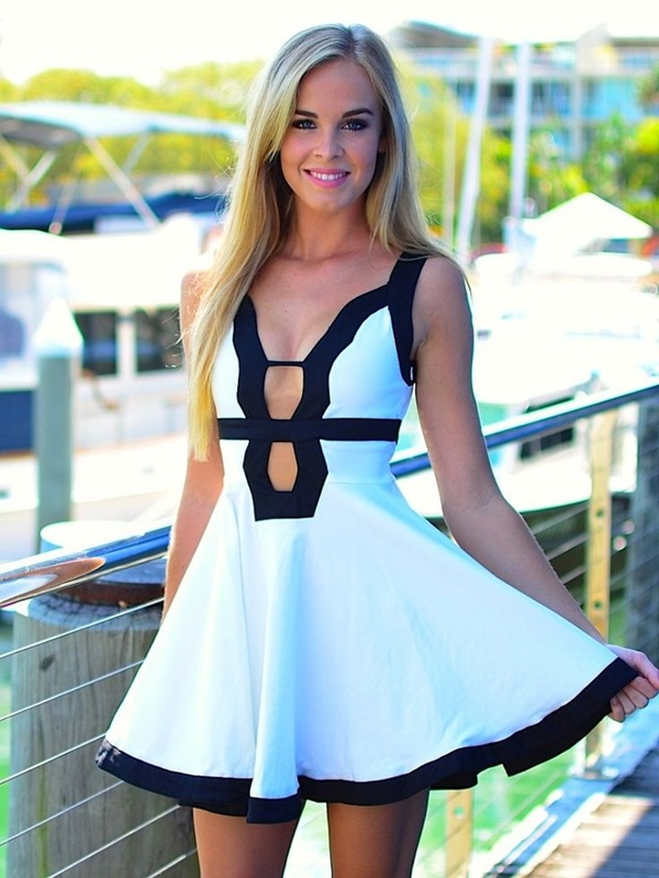 45 Gorgeous Cutout Dresses You Will Fall In Love