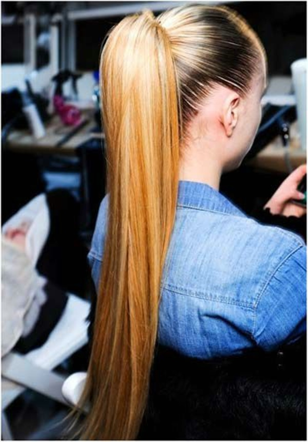 Incredibly 50 Easy Ponytail Hairstyles For Long Hair You