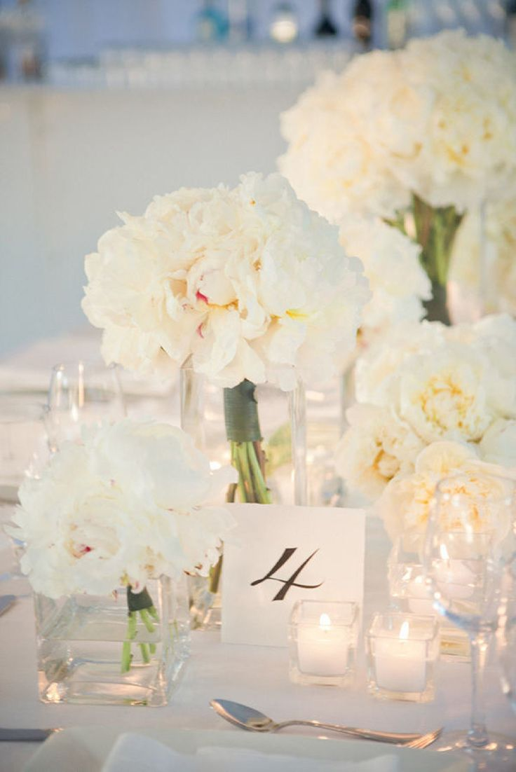 42 Simple And Elegant White Wedding Decor Ideas For Romantic Wedding ...