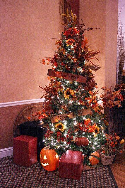 Decorated Christmas Tree Ideas