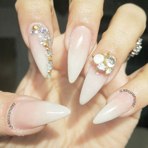40 Amazingly Creative Stiletto Nails Designs To Try
