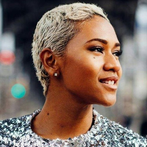 45 Fabulous Natural Short Hairstyles For Black Women
