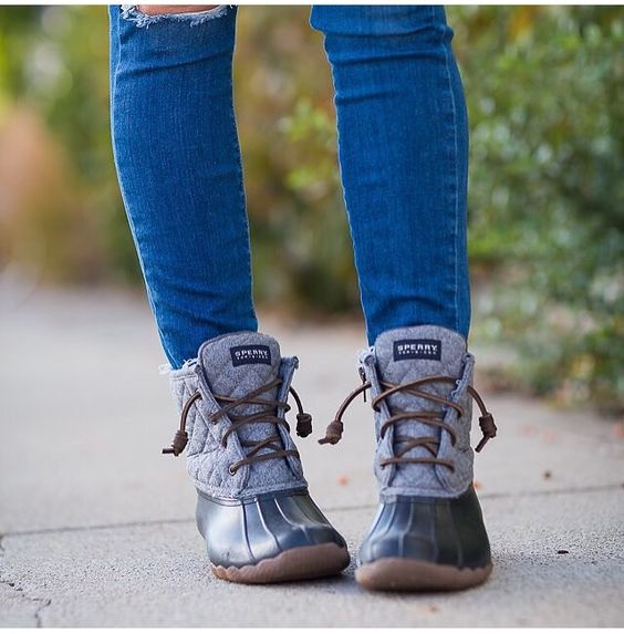 25 Excellent Duck Boots Ideas For Women