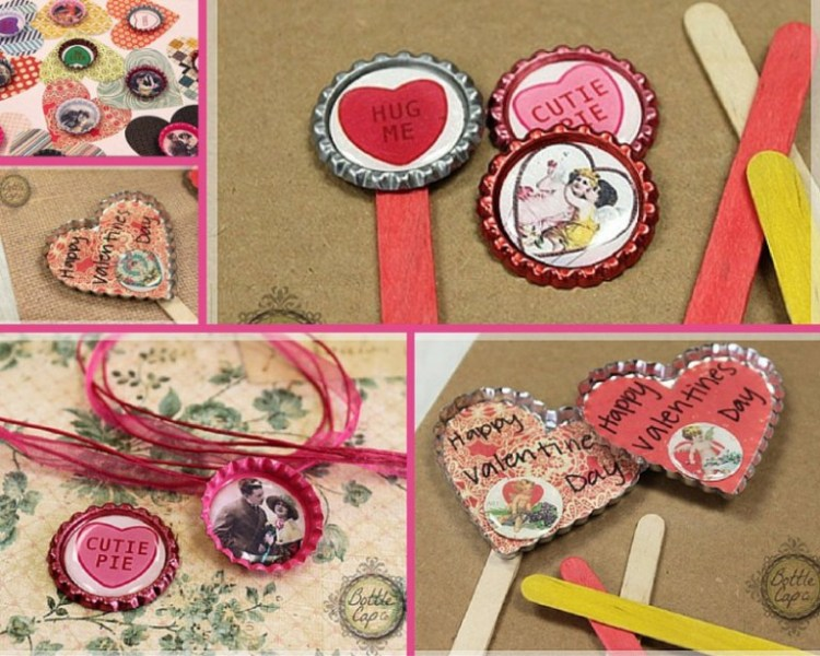 32 Fun And Easy Valentine S Crafts For Kids And Adults