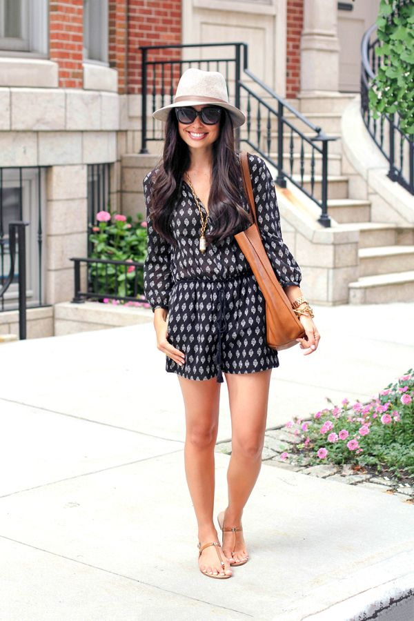 50 stunning rompers outfit ideas to rock in spring and