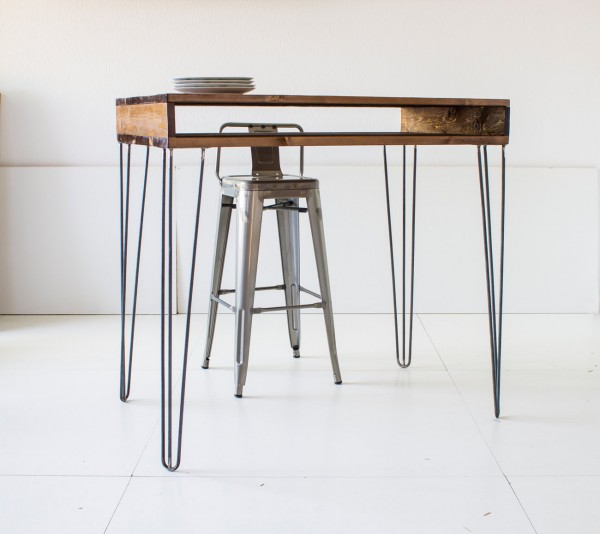 Easy To Install, The Hairpin Legs Personalize And Give Character To Your  Furniture! Pin Feet Are Also Increasingly Available In France!