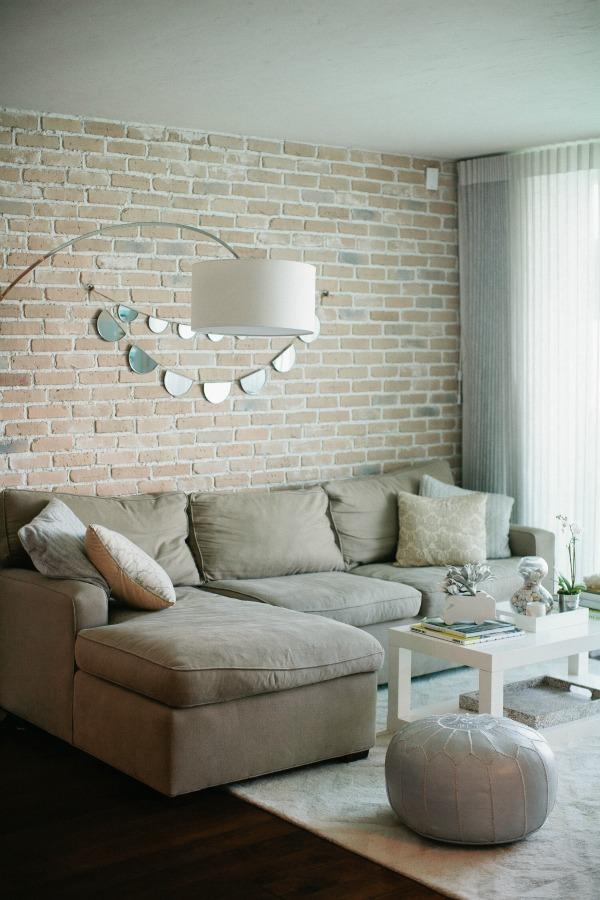 30 Cool Brick Walls Ideas For Living Room 187 Ecstasycoffee