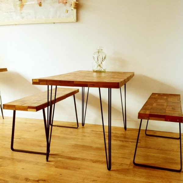 35 Awesome Diy Hairpin Legs Table Ideas Ecstasycoffee