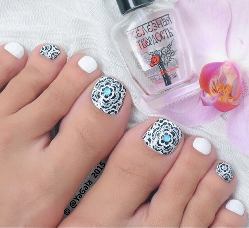 41 summer toe nail designs ideas that will blow your mind - Toe Nail Designs Ideas