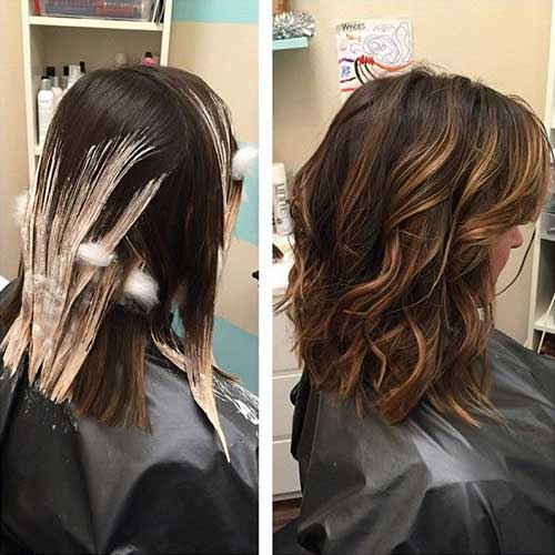 38 fabulous dark brown hair color ideas with highlights dark brown hair color photos collected via pinterest pmusecretfo Choice Image