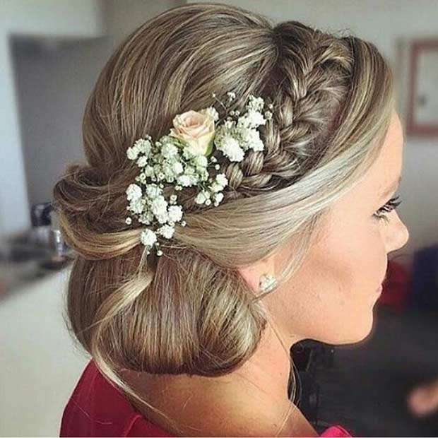 40 Gorgeous Wedding Hairstyles For Long Hair: 40 Elegant And Easy Bridal Hairstyles That Are Perfect For