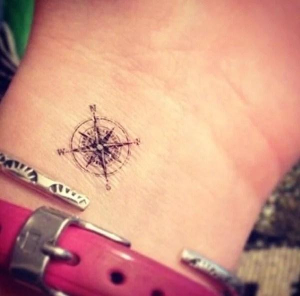 60 Most Beautiful And Breathtaking Small Wrist Tattoos Design Ideas ...