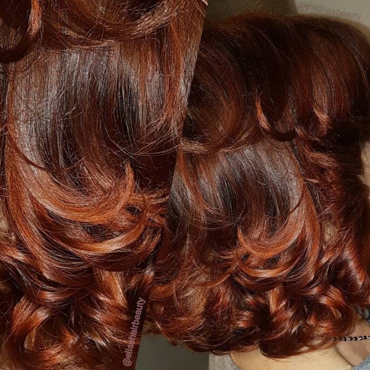 20 Most Popular Copper Hair Color Ideas