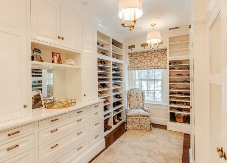 40 fabulous closet designs and dressing room ideas for Dressing rooms designs